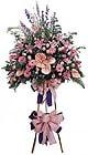 Hatay çiçekçi mağazası   Ferforje Pembe kazablanka