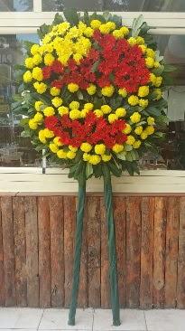 Cenaze çelengi çiçek modeli  Hatay ucuz çiçek gönder