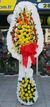 Çift katlı düğün nikah açılış çiçeği  Hatay çiçekçi mağazası