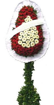 Çift katlı düğün nikah açılış çiçek modeli  Hatay internetten çiçek siparişi