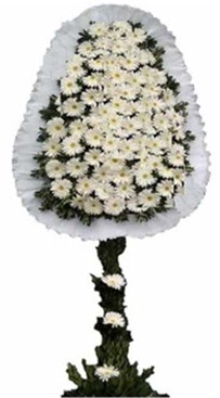 Tek katlı düğün nikah açılış çiçek modeli  Hatay çiçek servisi , çiçekçi adresleri