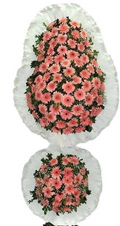 Çift katlı düğün nikah açılış çiçek modeli  Hatay online çiçekçi , çiçek siparişi
