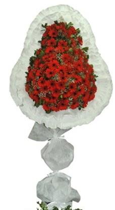 Tek katlı düğün nikah açılış çiçek modeli  Hatay İnternetten çiçek siparişi