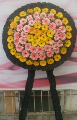 Görsel cenaze çiçeği  Hatay kaliteli taze ve ucuz çiçekler