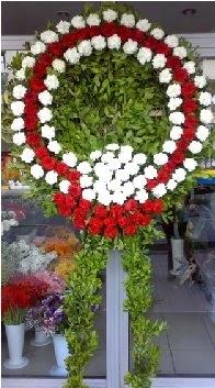 Cenaze çelenk çiçeği modeli  Hatay çiçek gönderme