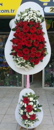 Çift katlı düğün nikah işyeri açılış çiçeği  Hatay internetten çiçek siparişi