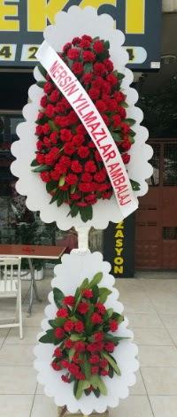 Çift katlı düğün nikah çiçeği modeli  Hatay hediye sevgilime hediye çiçek