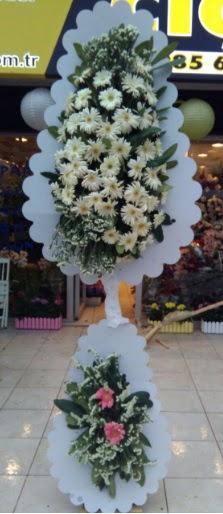 Çift katlı düğün nikah açılış çiçeği  Hatay cicekciler , cicek siparisi