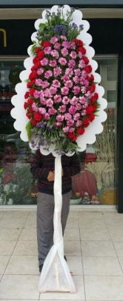 Tekli düğün nikah açılış çiçek modeli  Hatay uluslararası çiçek gönderme