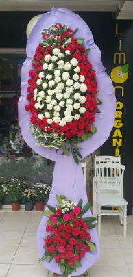 Çift katlı işyeri açılış çiçek modeli  Hatay anneler günü çiçek yolla