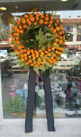 Cenaze çiçeği cenaze çelengi çiçek modeli  Hatay cicek , cicekci