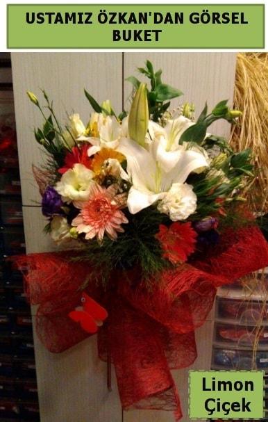 Karışık görsel mevsim çiçeği  Hatay anneler günü çiçek yolla