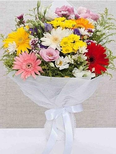 Karışık Mevsim Buketleri  Hatay anneler günü çiçek yolla