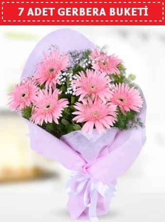 Pembe Gerbera Buketi  Hatay 14 şubat sevgililer günü çiçek