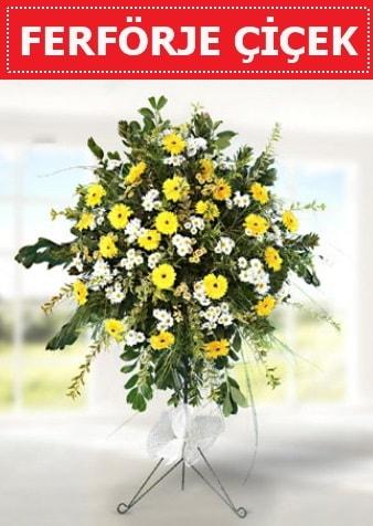 Ferförje çiçeği modeli  Hatay çiçek siparişi vermek