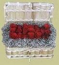 Hatay İnternetten çiçek siparişi  Sandikta 11 adet güller - sevdiklerinize en ideal seçim